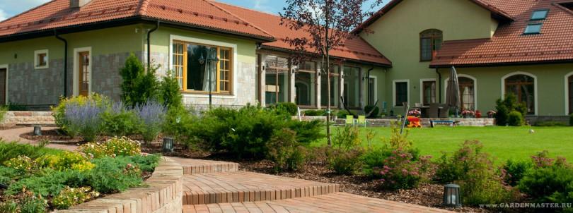 Дизайн сада Репинская усадьба