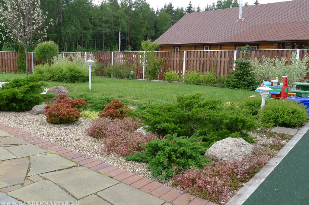 Гравийный сад